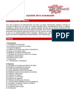Access 2013 Avanzado