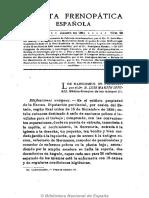 Frenopática Española