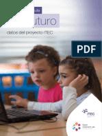 Creacic3b3n Del Aula Del Futuro Proyecto Itec Eurpean Schoolnet 2014
