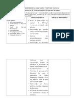 Matriz - Documento Orientador (Para Categorias)