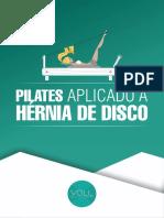 eBook - Hérnia de Disco (Gabriela Zaparolli)