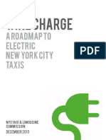 Electric Taxi Task Force Report