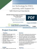 EV Grid Connection