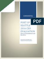 CEO Evaluation 2016