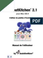 LayoutKitchen 2.1 manuel français