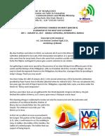 WACOM 4 Transcript of the Homily of H.E. Luis Antonio Cardinal Tagle, D.D.