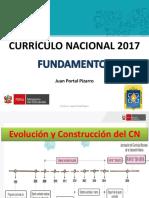 FUNDAMENTOS DEL CURRÍCULO NACIONAL - Fundamentos y Elementos