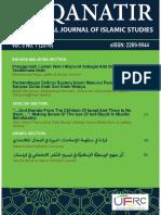 al-Qanatir Vol 3 No 1.pdf