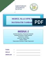 Modul 1 Add Maths 2016.-1 (1)