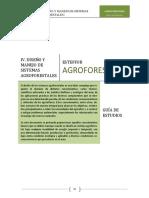 Unidad IV - Agroforesteria