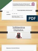 Voltímetros-Digitales