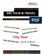 Proposal Tour and Travel