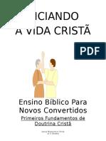 Iniciando a Vida Cristã.doc