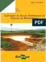 Captación de Aguas de Lluvia en Barradas