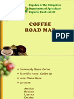 Coffee Roadmap