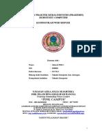 LAPORAN PRAKTEK KERJA INDUSTRI Konfigurasi Web Server di Debian 6.doc