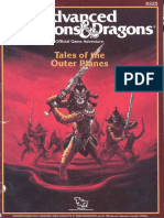 D&D 1e Tales of the Outer Planes