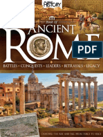 All About History - Book of Ancient Rome - 2014 UK