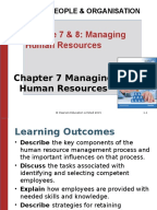 HUMAN RESOURCES MANAGEMENT pdf