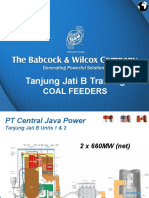 Coal Feeder Operation
