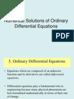 5.1. Initial Value Problem - IVP