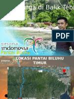 Pesona Pantai Indonesia