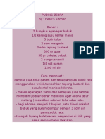 Resep Puding Pdf