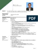Resume Atiq -