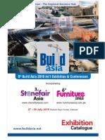 Buildasia Event Catalog 2010