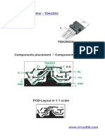 TDA2003 pcb artwork.pdf