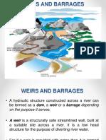 Weirs & Barrages (1)