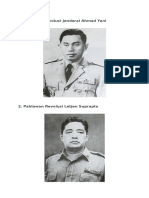1 Pahlawan Revolusi Jenderal Ahmad Yani