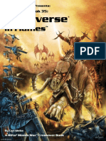 Rifts- World Book 35 Megaverse in Flames