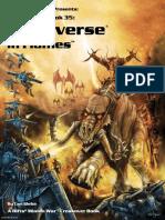 Rifts- World Book 35 Megaverse in Flames