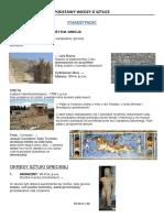 Podstawy Wiedzy o Sztuce - Notatki Do Kolokwium