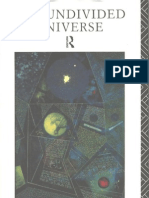 The Undivided Universe, An Ontological Interpretation of Quantum pdf