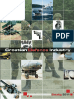 Croation Defence Industry 2011