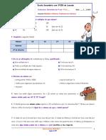 Tarefa Extra 1 Multiplos e Divisores Problemas Com Numeros