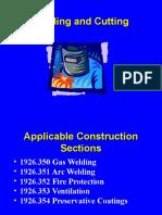 Welding & Cutting Technology