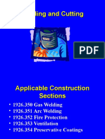 Welding & Cutting Technology