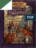 D&D 3.0 - Kingdoms of Kalamar - Coin's End.pdf