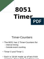 8051 Timer New