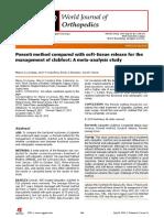 Ponseti vs Soft Tissue Release