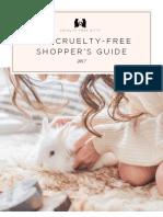 Cf Shopping Guide 2017