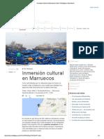 Essaouira - Inmersión cultural en Marruecos _ africa _ Ocholeguas _ elmundo