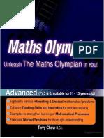 Maths Olympiad Advanced Training