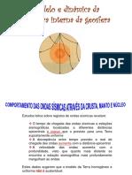 Estrutura Interna Da Geosfera- Ro