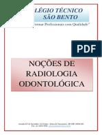 Nocoes de Radiologia Odontologica