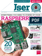 Pi User Issue 01 - Winter 2016
