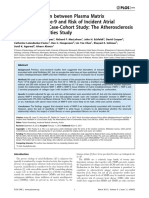 Novel Association Between Plasma Matrix Metalloproteinase-9 and Risk of Incident Atrial Fibrillation
